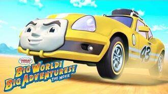 Thomas & Friends™ Behind the Scenes Big World! Big Adventure! the Movie Thomas & Friends UK