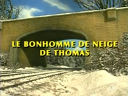 Thomas'FrostyFriendFrenchTitleCard