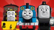 Thomas,SaltyandSpencer