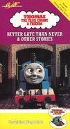 BetterLatethanNeverandOtherStories1991VHScover