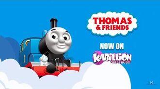 Thomas & Friends Kabillion Promo (Kabillion Girls Rule! Version, 2019)