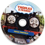 TwinTrouble(DVD)disc
