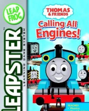 Calling All Engines! (Leapster) | Thomas the Tank Engine Wikia ...