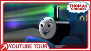 Thomas Sees the Northern Lights in Alaska Thomas & Friends
