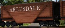 ArlesdaleRailwayTruckinCGI