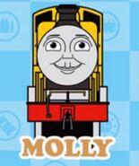 MollyPromoArtHeadOn