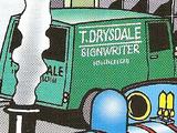 T. Drysdale Signwriter