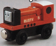 WoodenRailway1995PrototypeRusty