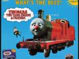 James Goes Buzz Buzz (DVD)/Gallery