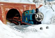 Thomas,TerenceandtheSnowRS7