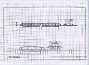 Wharf-bridges