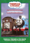 Thomas,TerenceandtheSnow(DVD)