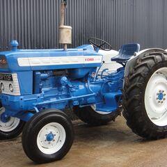 フォード・モーター 5000トラクター