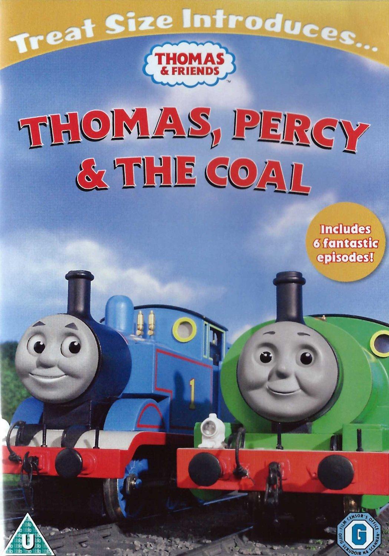 thomas percy and the coal dvd thomas the tank engine wikia