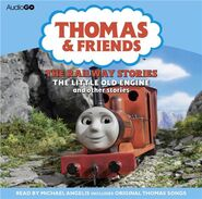 TheRailwayStoriesTheLittleOldEngineandotherstories2011cover