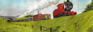 JamestheRedEngineandtheTroublesomeTrucks3
