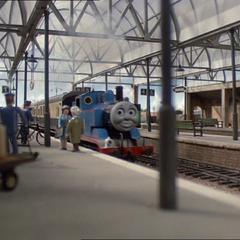 注:列車が用意されていないヘンリー
