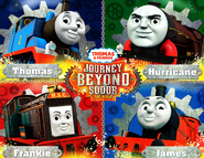Thomas,Hurricane,FrankieandJamesJourneyBeyondSodorposter