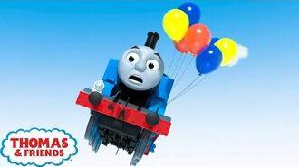 Thomas and the Balloons! Thomas' Magical Birthday Wishes Thomas & Friends UK Kids Cartoon