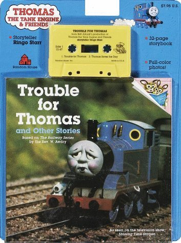 File:TroubleforThomasandOtherStoriesbookandcassette.jpg