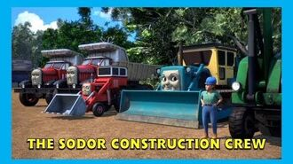 The Sodor Construction Crew - HD