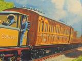 Metropolitan Railway Coaches