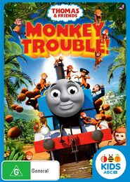 MonkeyTrouble!(AUSDVD)