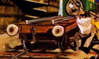 平台式貨車