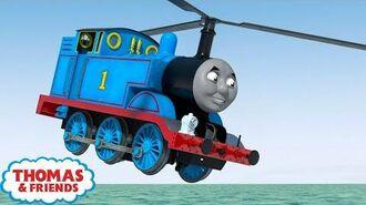 Thomas the Helicopter Thomas' Magical Birthday Wishes Thomas & Friends UK Kids Cartoon