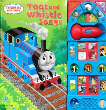 Toot And Whistle Songs Thomas The Tank Engine Wikia