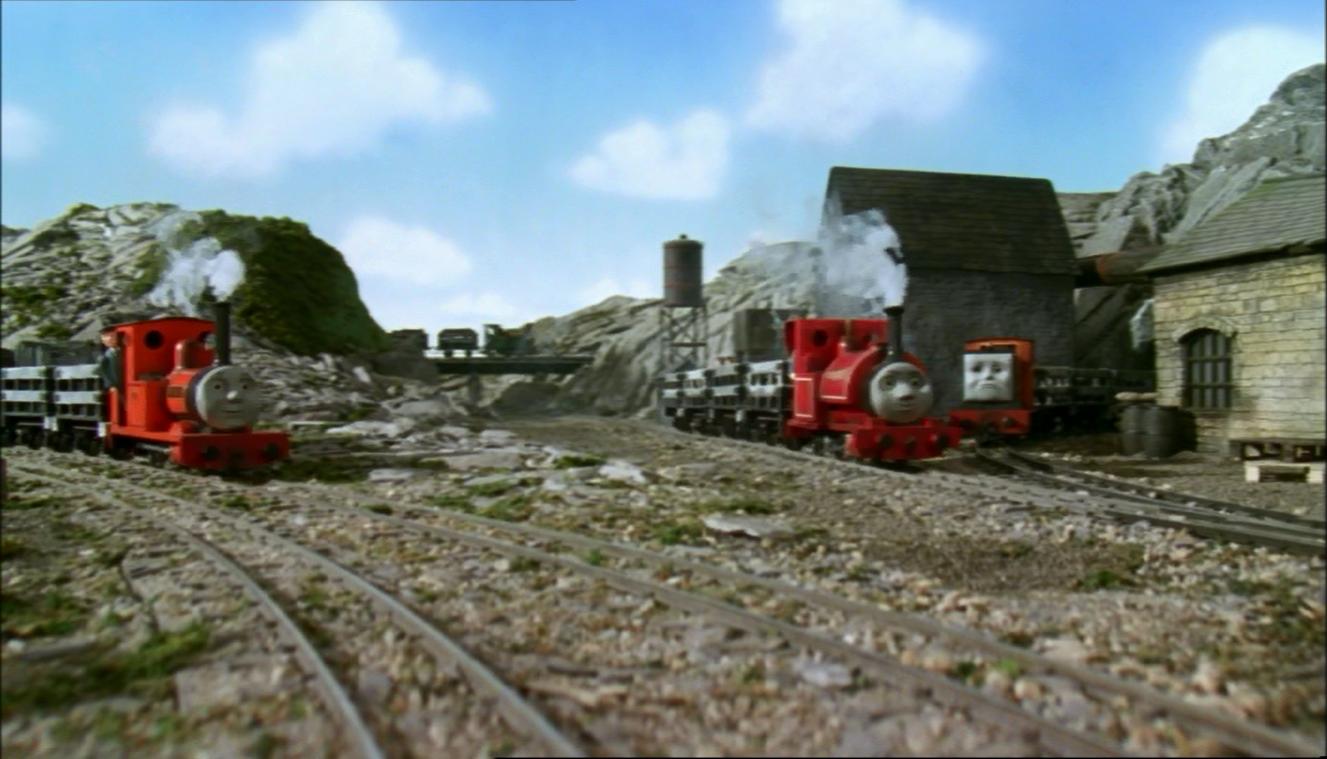 Skarloey Slate Quarry Thomas The Tank Engine Wikia Fandom