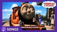 The Best Friends Express - Music Video