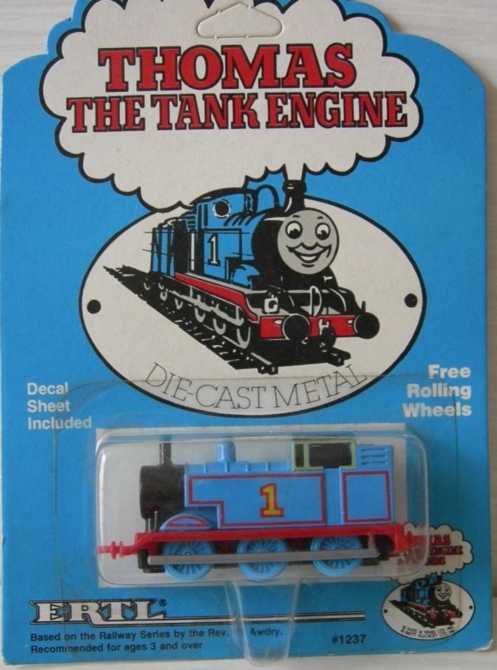ERTL Narrow Gauge Skarloey Rheneas Ben Thomas & Friends ... |Thomas The Tank Engine Ertl