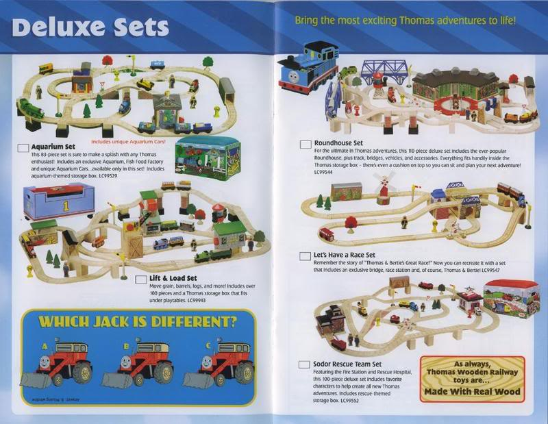 Image - 2006WoodenRailwayYearbookPage8.jpg | Thomas the Tank Engine ...