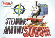 SteamingAroundSodorposter