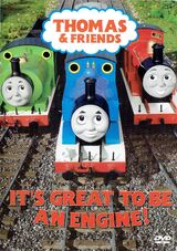It's Great to be an Engine! (DVD)