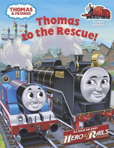 Thomas To The Rescue Book Thomas The Tank Engine