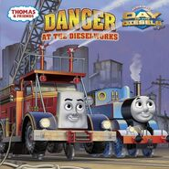 DangerAtTheDieselworksCover