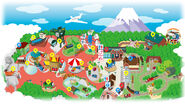 ThomasLand(Japan)Map2016