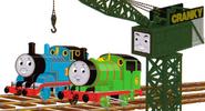 Thomas,Percy&Crankypromoart