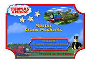 TroubleOnTheTracksCertificateMasterCraneMechanic