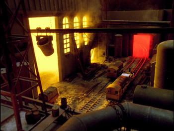 Sodor Ironworks Thomas The Tank Engine Wikia Fandom