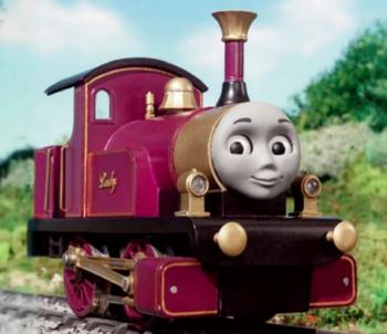 Lady Thomas The Tank Engine Wikia Fandom Powered By Wikia