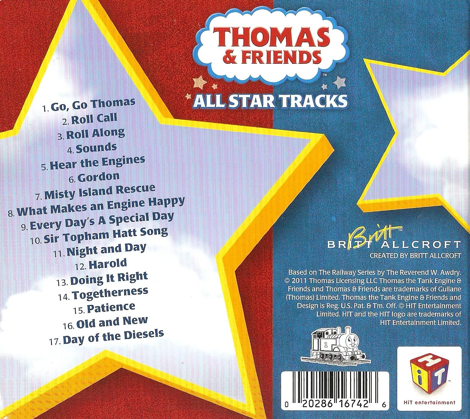 All Star Tracks | Thomas the Tank Engine Wikia | FANDOM