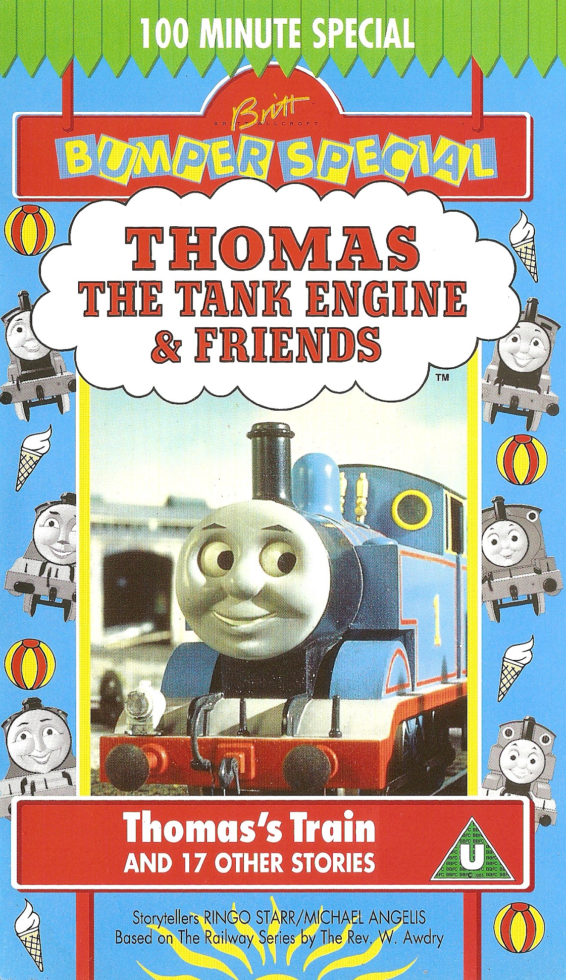 c8cd15b579c Thomas  Train and 17 other stories
