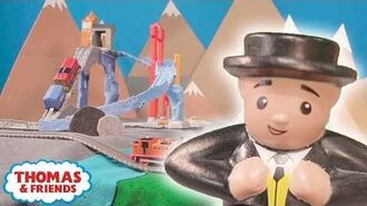 Thomas & Friends™ Sir Topham Hatt Out of Control Brand New! Stories and Stunts