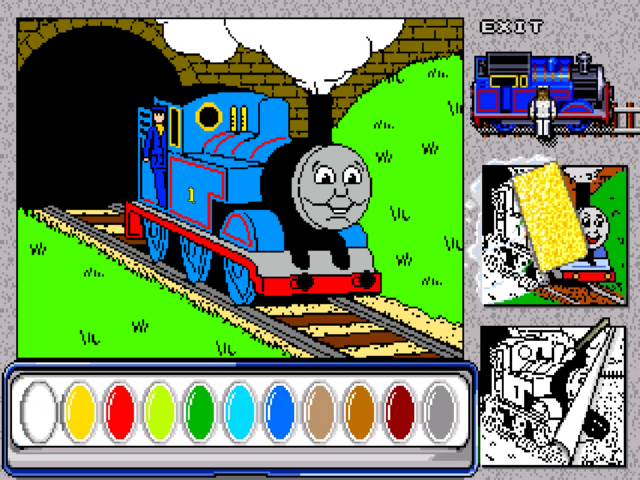 File:ThomastheTankEngine(SegaGenesis)ThomasColourInPainted.png