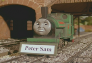 PeterSamwithnameboard