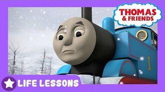 Thomas & Friends Laid Back Shane Life Lessons Kids Cartoon
