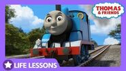 Trying to Do Too Much at Once Life Lessons Thomas & Friends